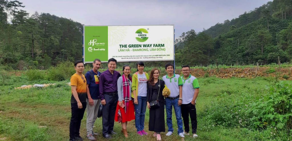 Banner the Green Way 3